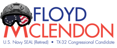 Floyd McLendon for Congress Logo